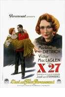 Affiche du film Agent X27