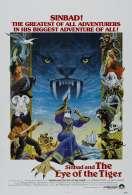 Affiche du film Sinbad et l'oeil du tigre