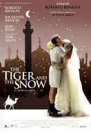 Affiche du film Le Tigre et la Neige