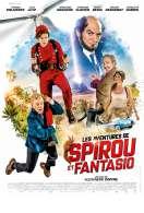 Affiche du film Les Aventures de Spirou et Fantasio