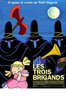 Les Trois brigands, le film