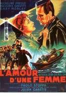 L'amour d'une femme, le film