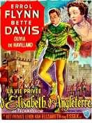 Affiche du film La vie priv�e d'Elisabeth d'Angleterre