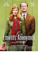 Affiche du film Les Emotifs anonymes