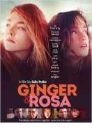 Affiche du film Ginger & Rosa
