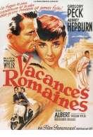 Vacances romaines, le film