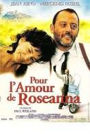 Affiche du film Pour l'amour de Roseanna