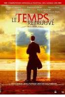 Affiche du film Le temps retrouv�