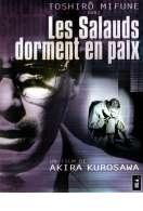 Affiche du film Les salauds dorment en paix