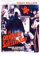 Affiche du film La Grenouille Attaque Scotland Yard