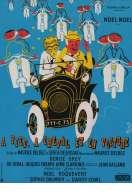 Affiche du film A Pied a Cheval et en Voiture