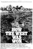 Affiche du film La Conquete de l'ouest
