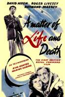 Affiche du film Une question de vie ou de mort