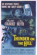 Affiche du film Tempete Sur la Colline
