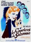 Affiche du film Les Caprices de Suzanne