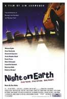 Affiche du film Night on earth