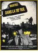 Affiche du film Meurtres dans la 110e Rue