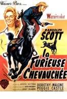 Affiche du film La Furieuse Chevauchee