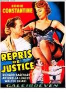 Affiche du film Repris de Justice