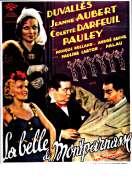 La Belle de Montparnasse, le film