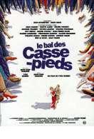 Affiche du film Le Bal des Casse Pieds