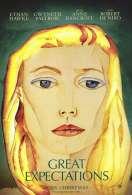 Affiche du film De grandes esp�rances