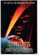 Affiche du film Star Trek insurrection