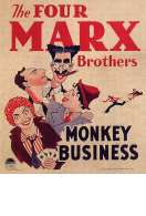 Affiche du film Monkey business