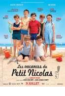 Affiche du film Les vacances du Petit Nicolas