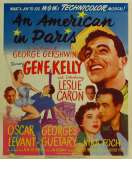Affiche du film Un Am�ricain � Paris