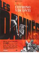 Affiche du film Les damn�s