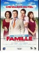 Affiche du film Repas de famille