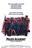 Affiche du film Police academy