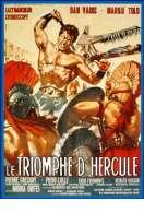 Le Triomphe d'hercule, le film