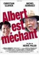 Affiche du film Albert est m�chant