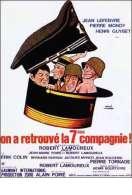 Affiche du film On a retrouv� la 7�me compagnie