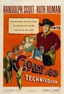 Affiche du film Colt 45