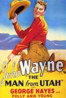 The Man From Utah, le film