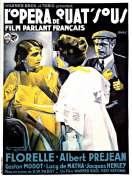 Affiche du film L'Op�ra de quat'sous
