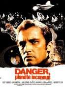 Affiche du film Danger Planete Inconnue