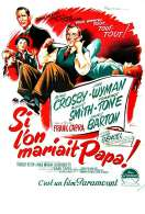 Affiche du film Si l'on Mariait Papa