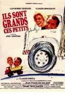 Affiche du film Ils Sont Grands Ces Petits