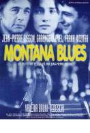 Affiche du film Montana blues