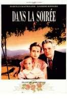 Affiche du film Dans la soir�e