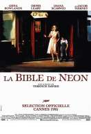 Affiche du film La bible de N�on