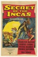 Affiche du film Le Secret des Incas
