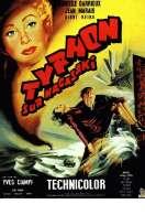 Affiche du film Typhon sur Nagasaki