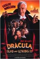 Affiche du film Dracula, mort et heureux de l'�tre