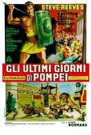 Affiche du film Les derniers jours de Pompe�