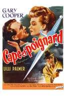 Affiche du film Cape et poignard